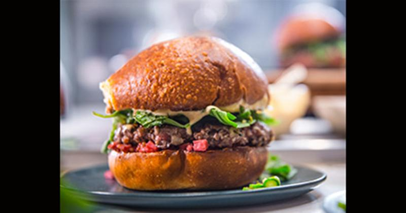 Stephanie Izard's Blended Burger