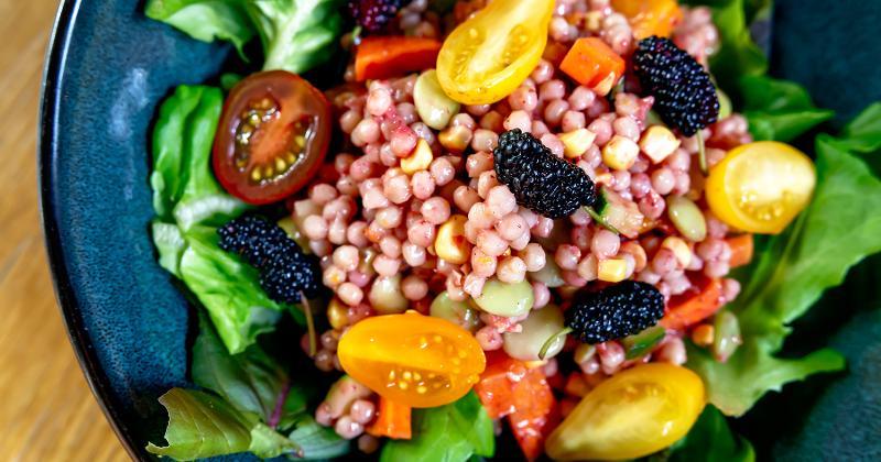 Three Sisters Salad