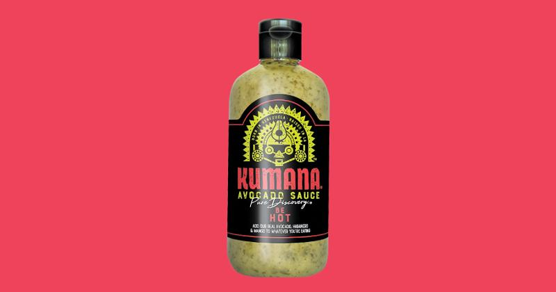 Kumana Avocado Be Hot Sauce