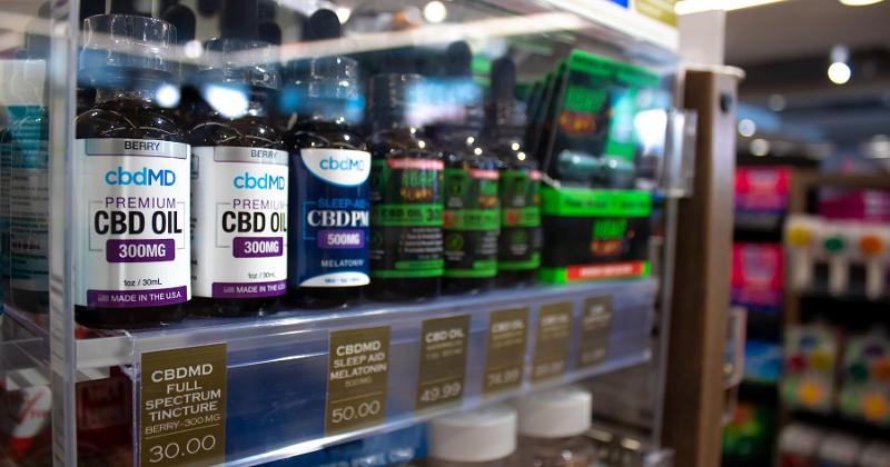 cbd merchandising