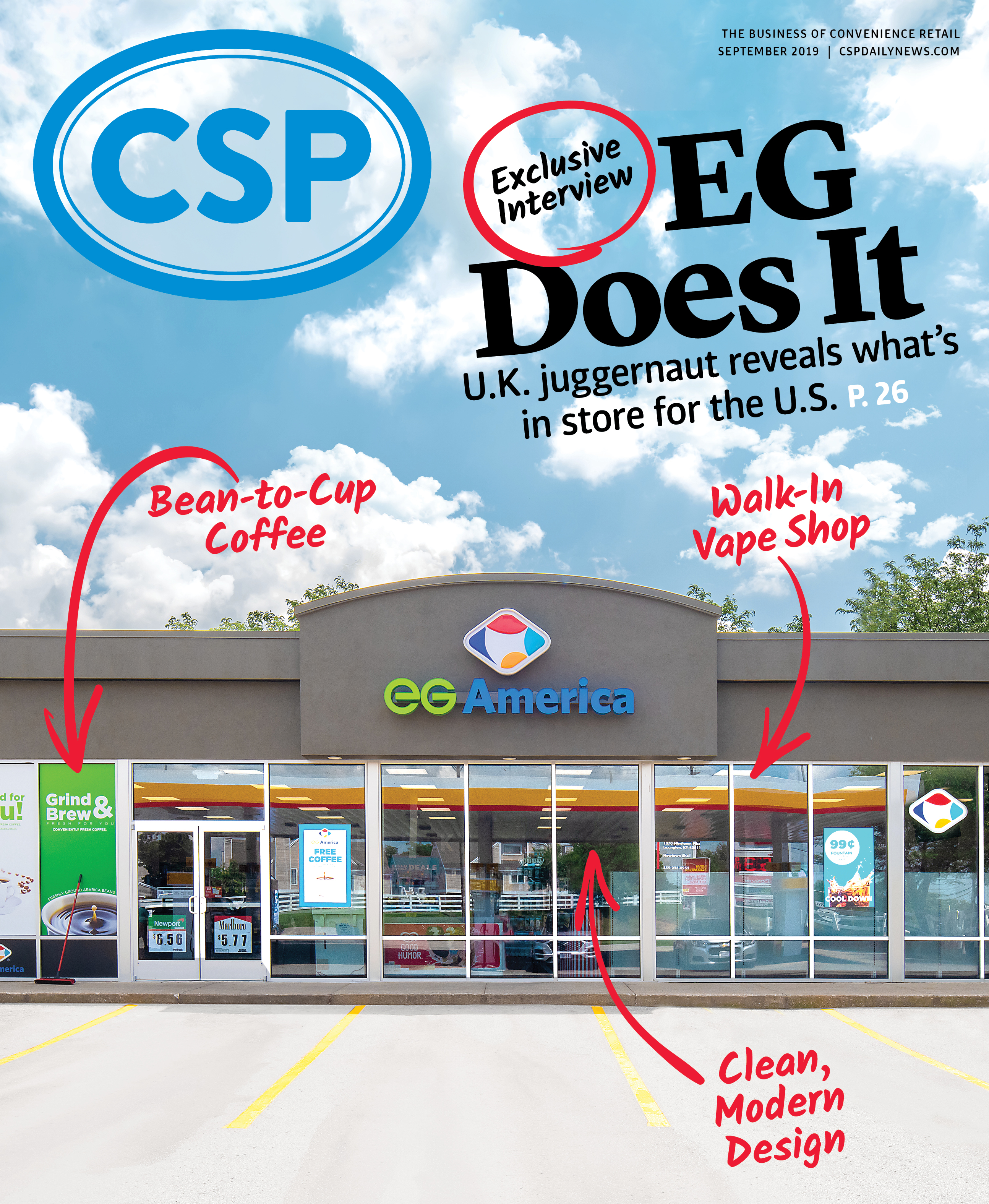 CSP Daily News Magazine September 2019 Issue