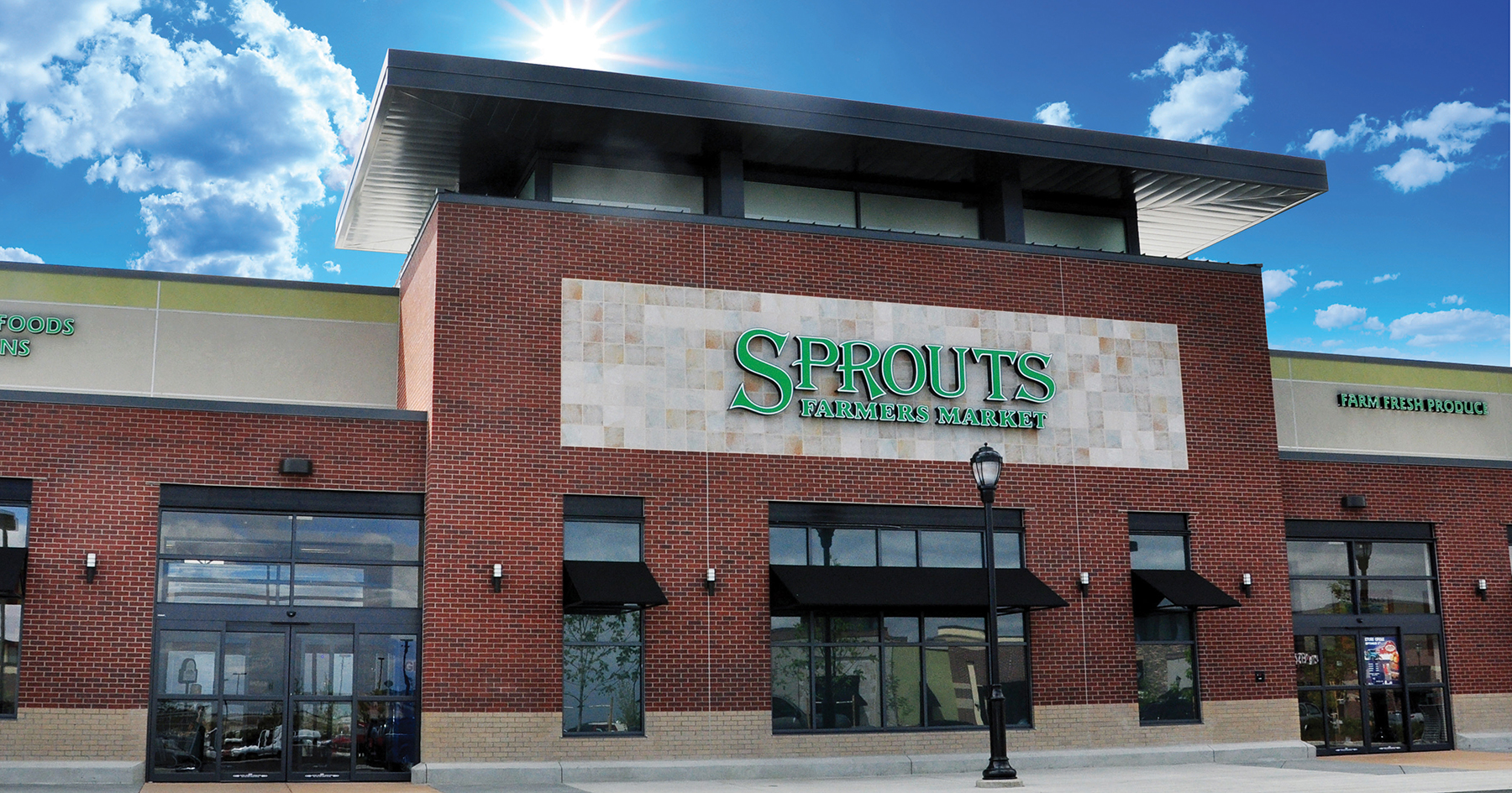 Sprouts Achieves Sustainability Milestone