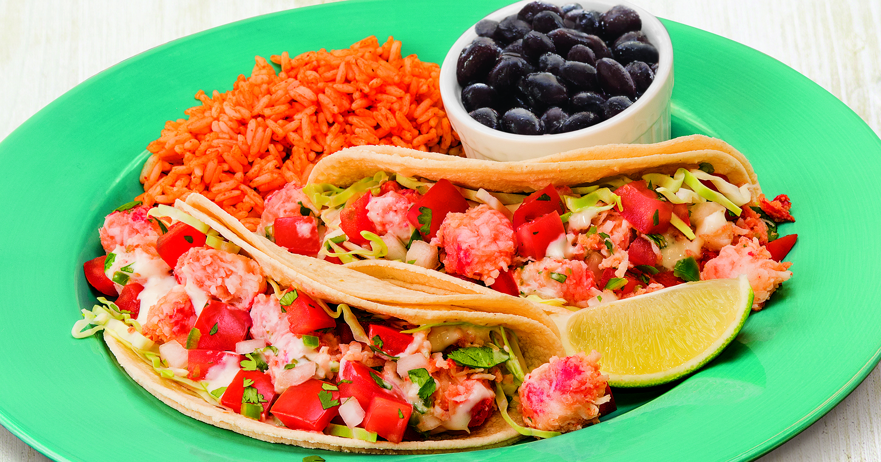 Lobster and Seafood Tacos