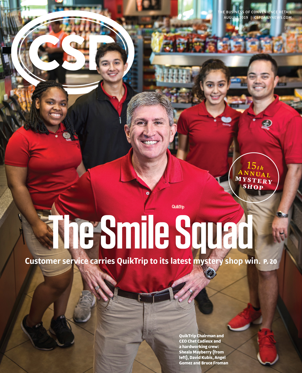 CSP Daily News Magazine August 2019 Issue