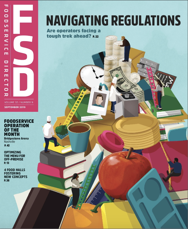 FoodService Director September 2019 Issue
