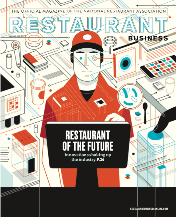 Restaurant Business September 2019 Issue