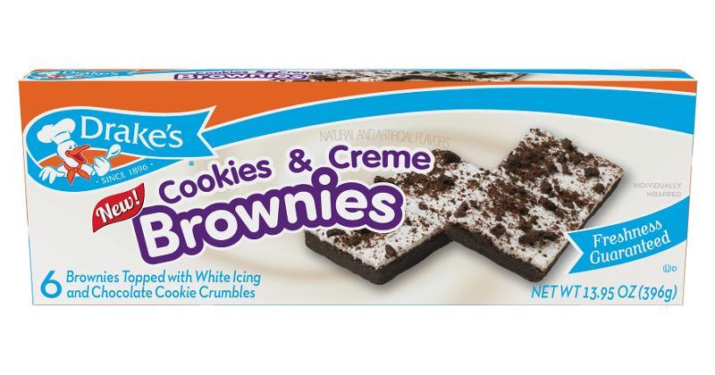 Drakes Brownies