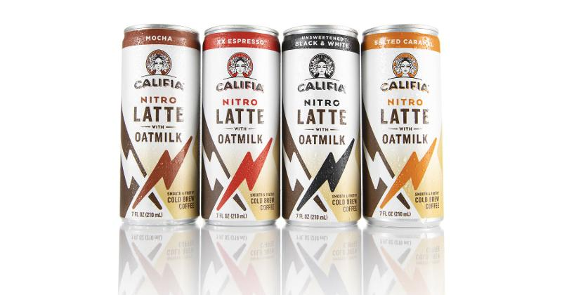 Nitro Draft lattes