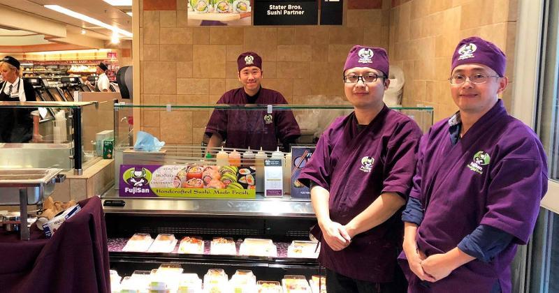 Stater Bros. Sushi
