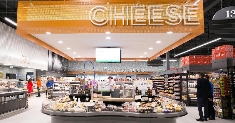 Longo's Cheese Department