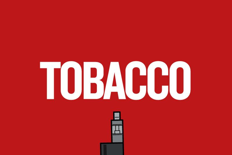 Advertorial Slideshow Tobacco