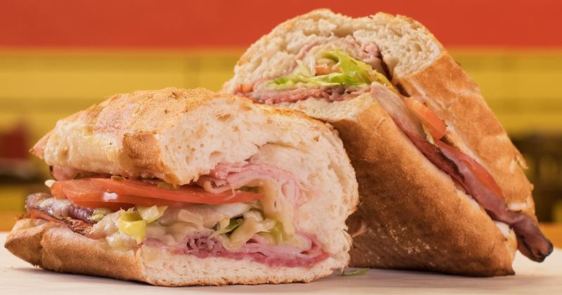 a wreck sandwich
