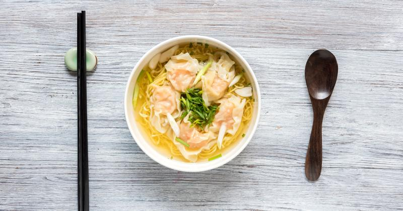 shrimp soup