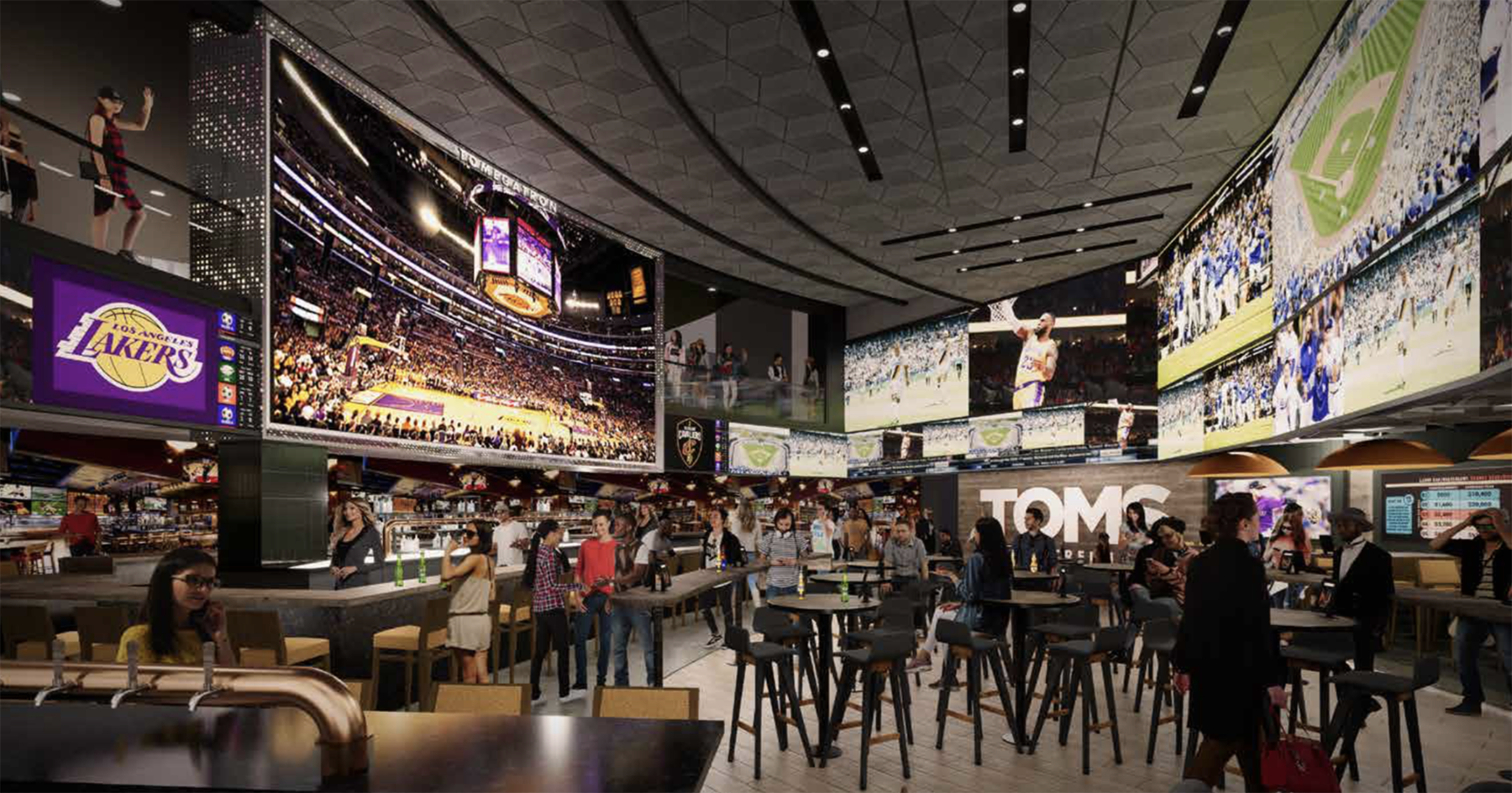 Smashburger founders try a new sports bar concept