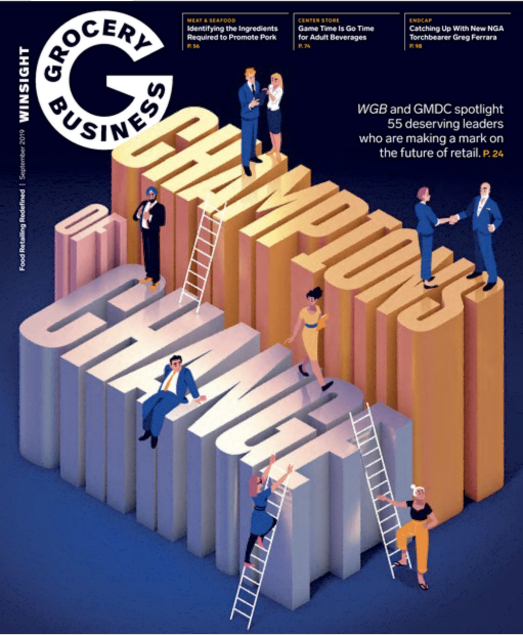 Winsight Grocery Business Magazine September 2019 Issue