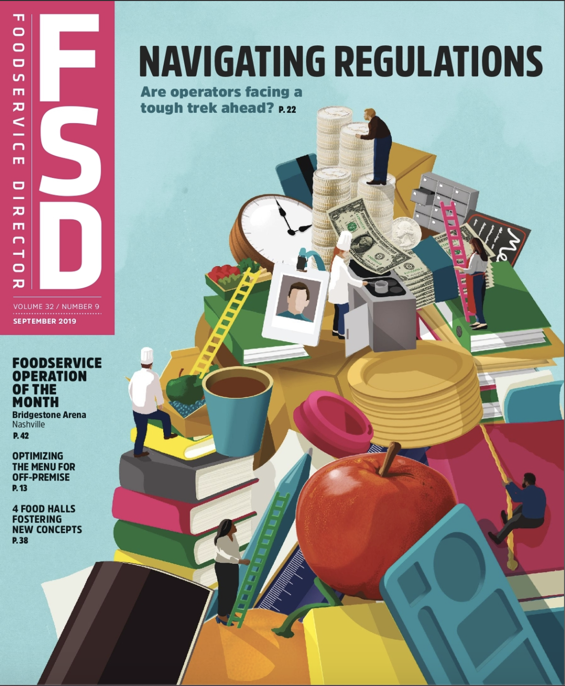 FoodService Director Magazine September 2019 Issue