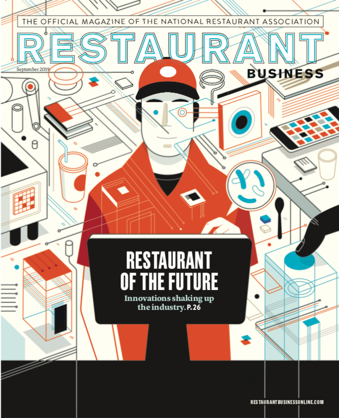 Restaurant Business Magazine September 2019 Issue