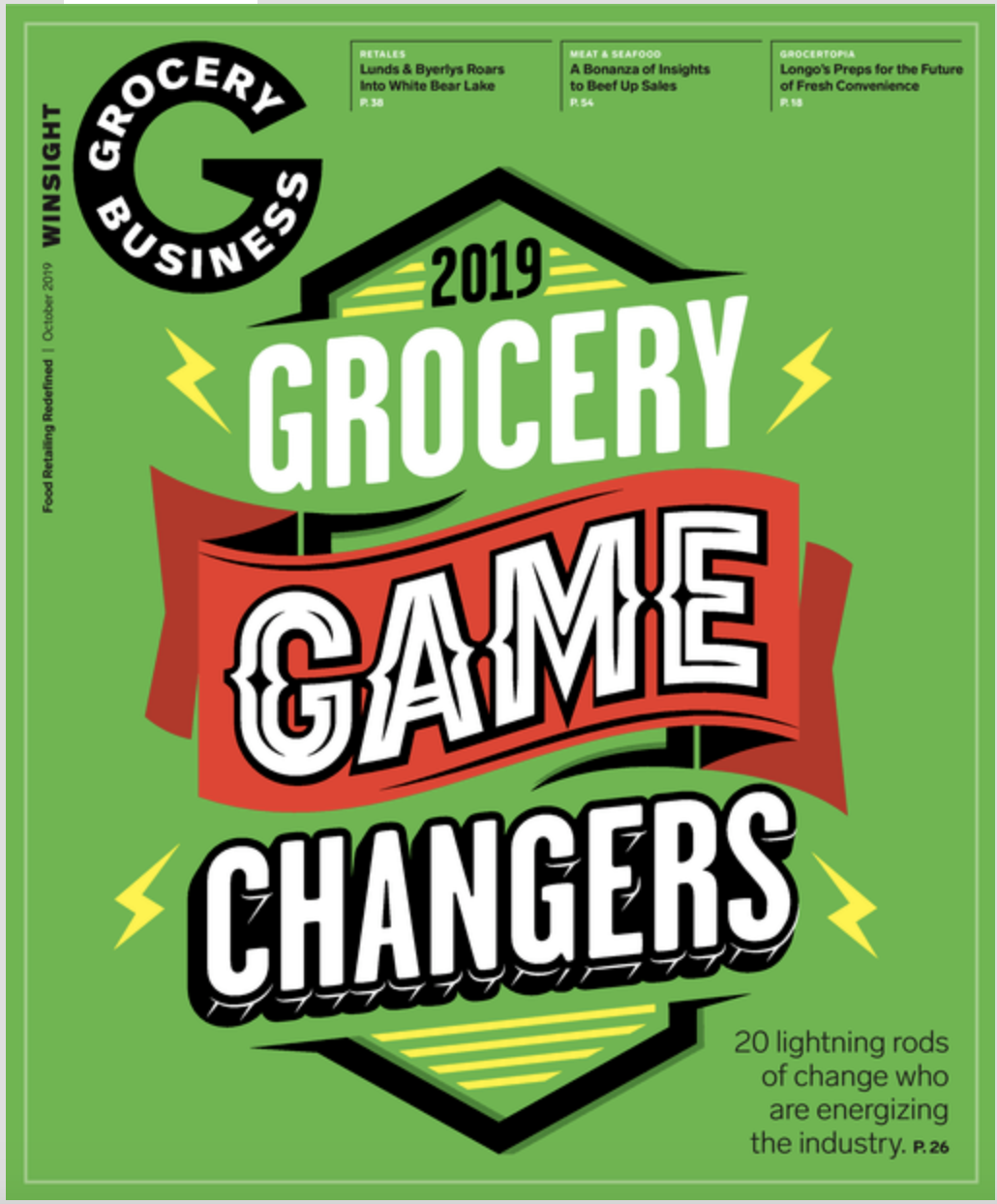 Winsight Grocery Business Magazine October 2019 Issue