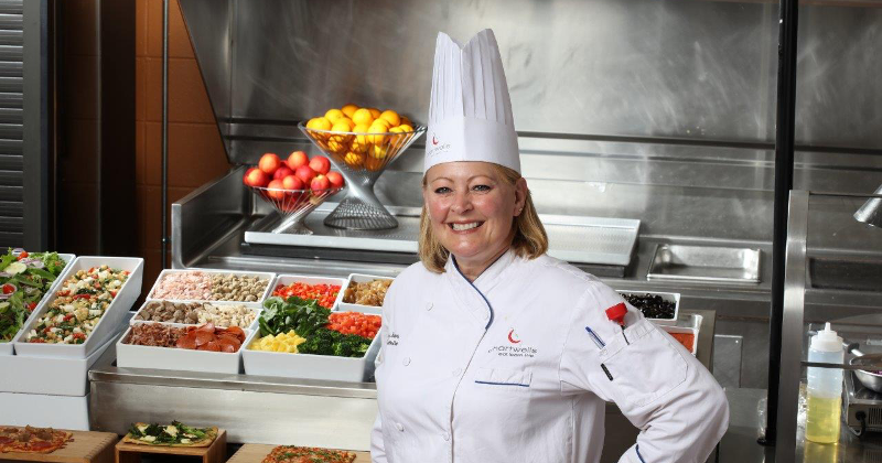 Chef Jennifer Brower