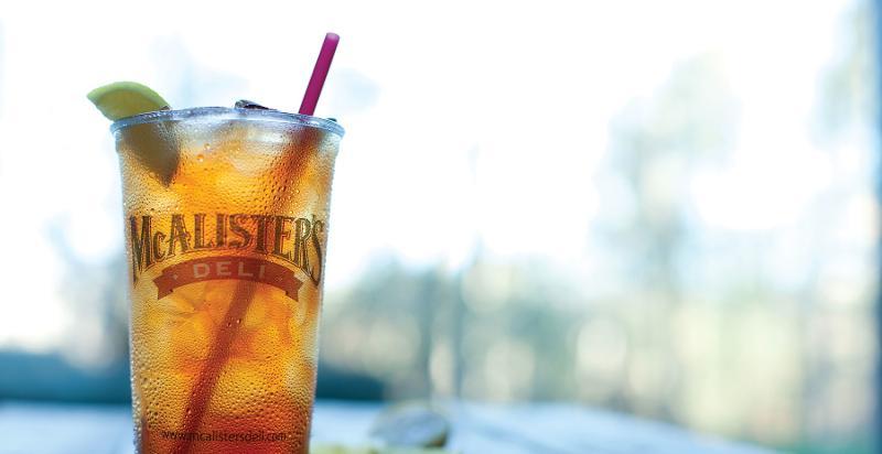 McAlister's tea