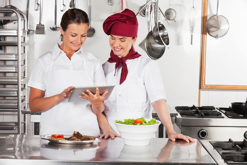 Chefs streamlining back-of-house operations