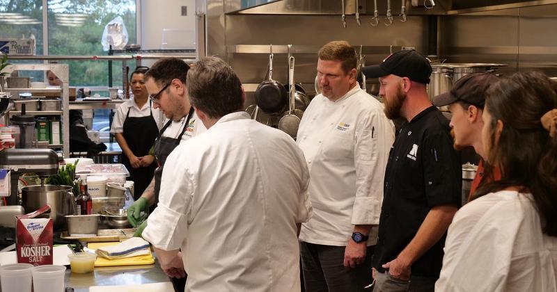 big 10 chefs' summit