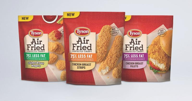 Tyson air fried
