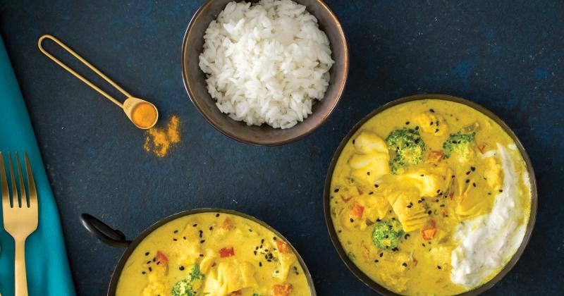 Fall Pollock Curry