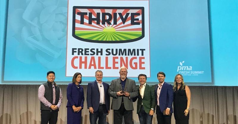 PMA Thrive Fresh Summit Challenge