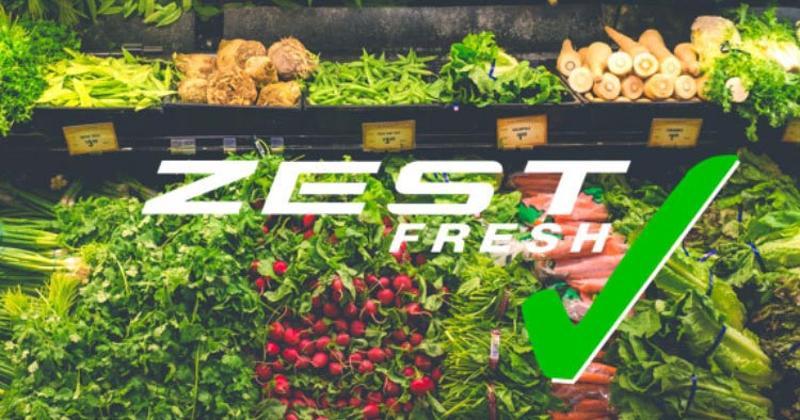 zest fresh