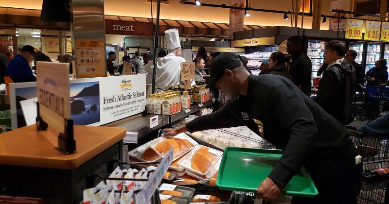 wegmans salmon
