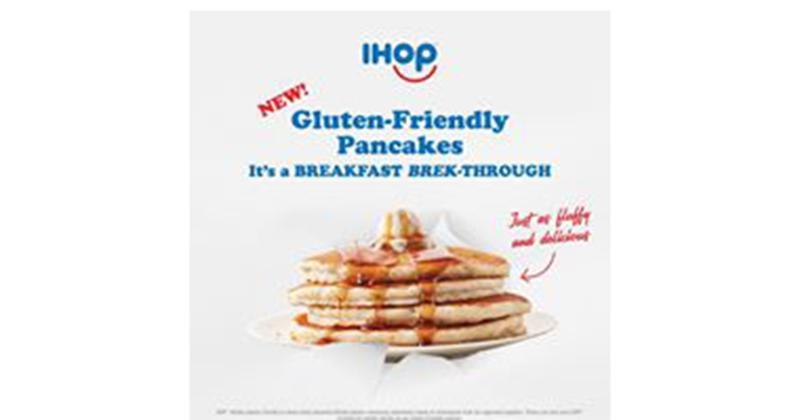 ihop gluten free pancakes