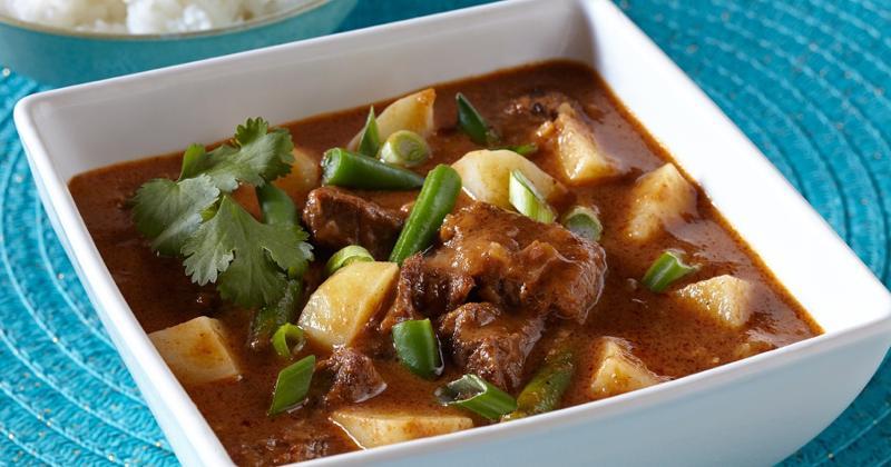 Massaman Beef and Potato Curry