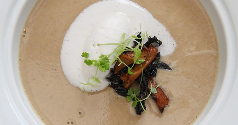 Chestnut Soup