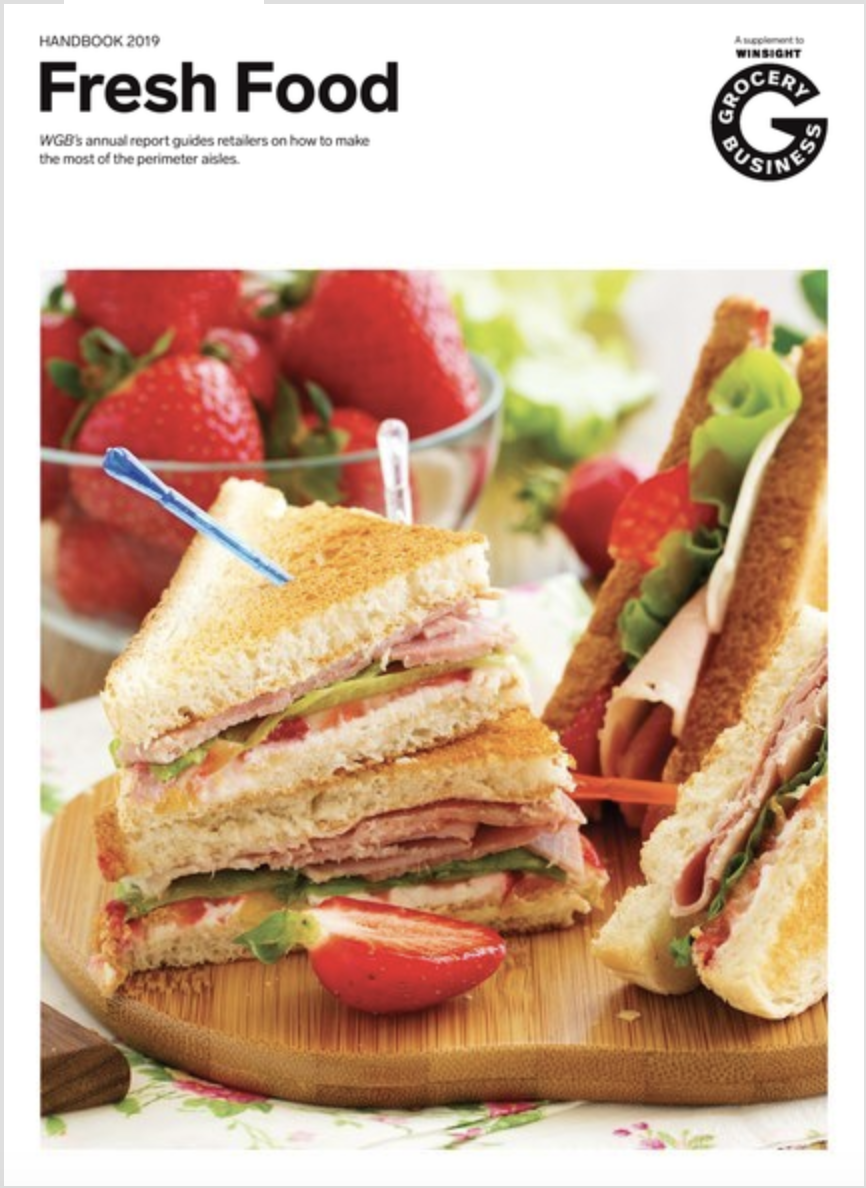 Winsight Grocery Business Magazine Fresh Food Handbook Issue
