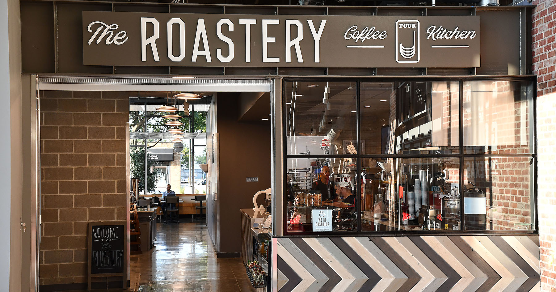 The Roastery Coffee Kitchen at H-E-B Houston