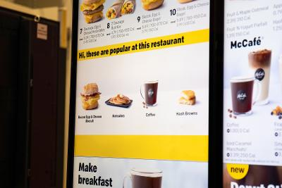 Artificial Intelligence Takes Hold At U S Restaurants