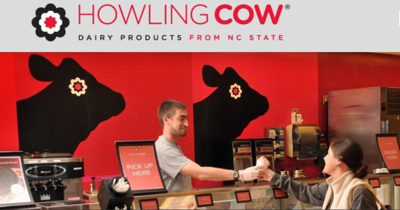 Howling Cow Ice Cream