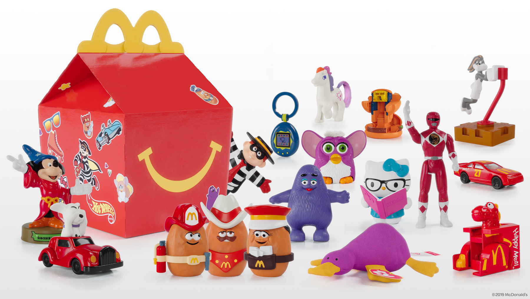 Mcdonald S Is Bringing Back Classic Happy Meal Toys