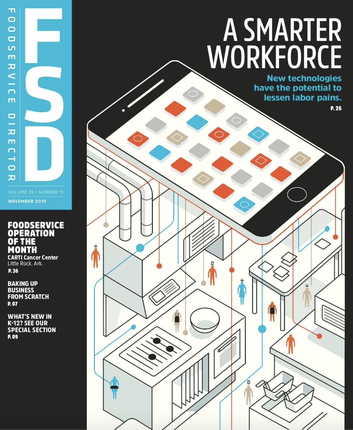 FoodService Director Magazine November 2019 Issue