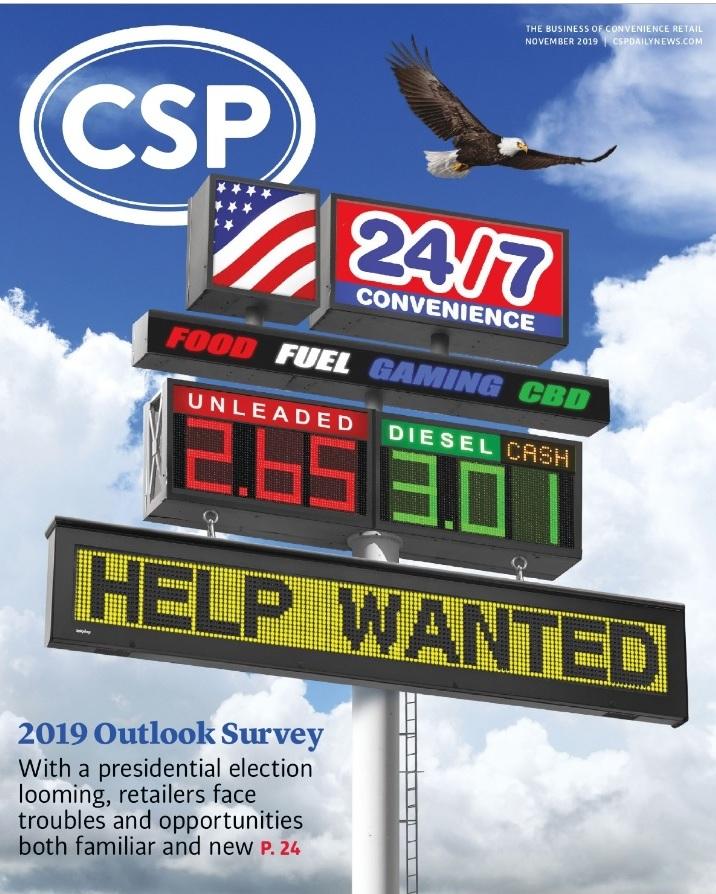 CSP Daily News Magazine November 2019 Issue
