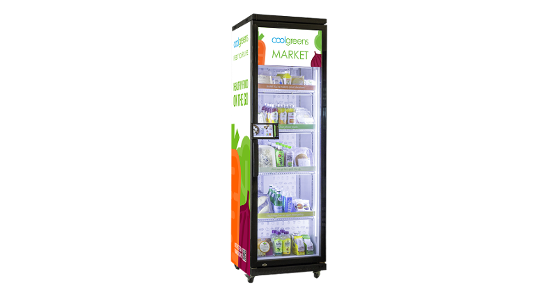 touch screen-enabled refrigerators