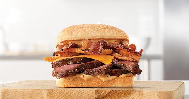 Steak & Bacon Melt