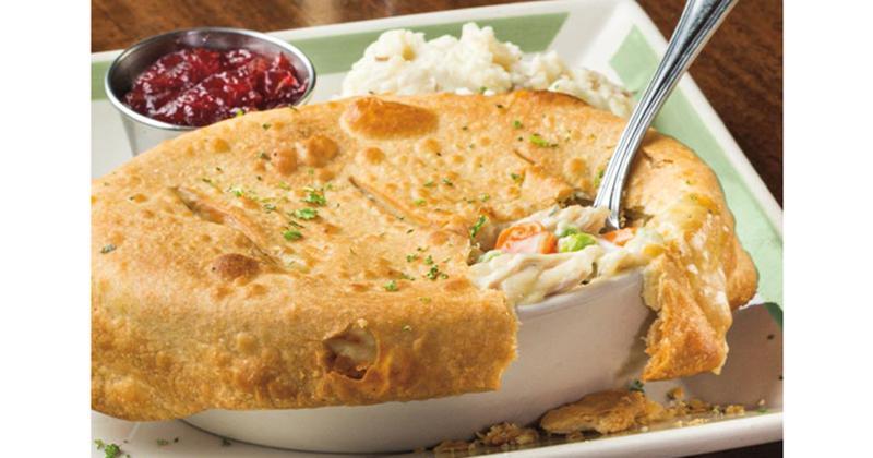 Homestyle Chicken Pot Pie