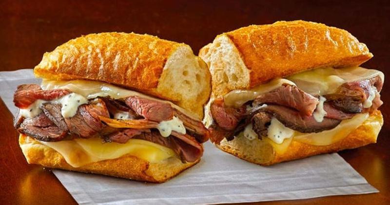 Prime Rib Sandwich