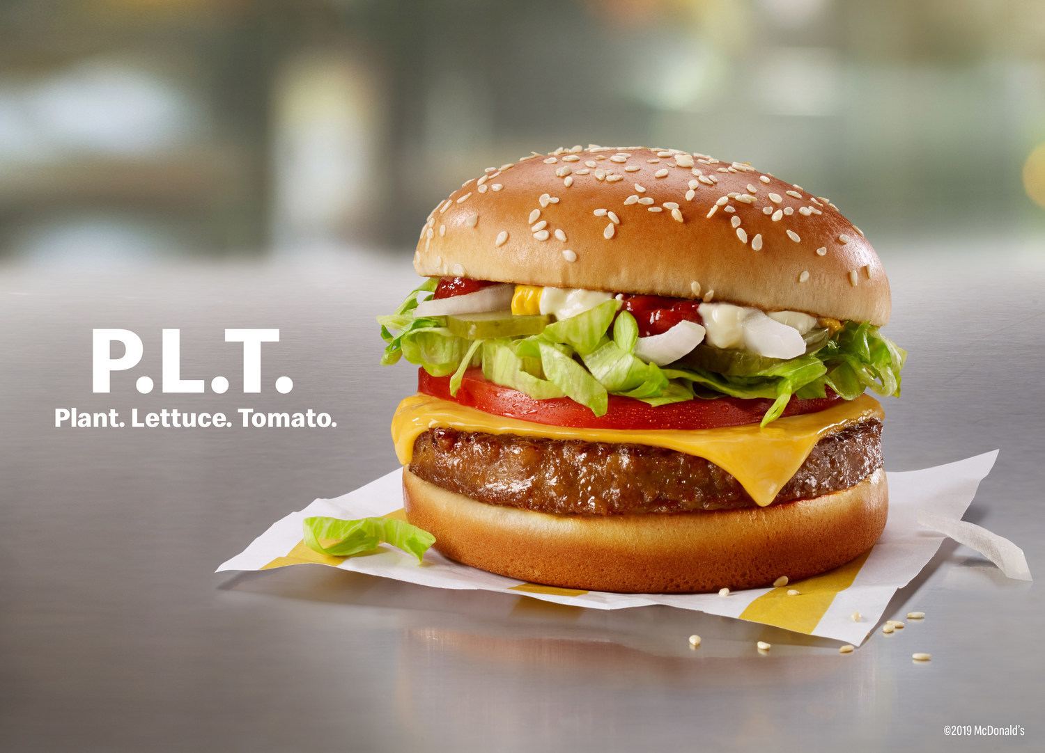 Are 30 Plant Based Burgers A Day Enough For Mcdonald S