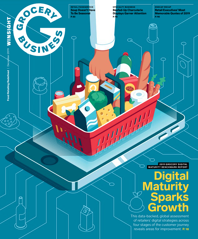 Winsight Grocery Business Magazine December 2019 Issue