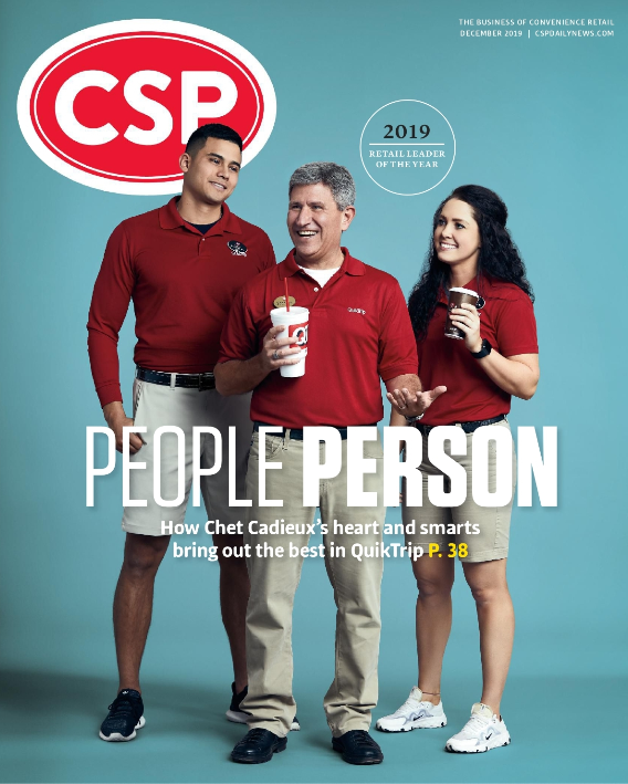 CSP Daily News Magazine December 2019 | Retail Leader of the Year Issue