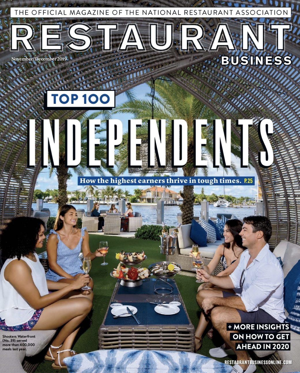 Restaurant Business Magazine November 2019 Issue