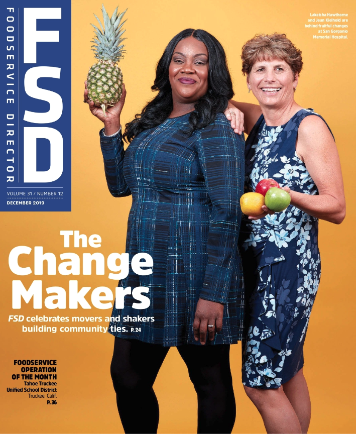 FoodService Director Magazine December 2019 Issue
